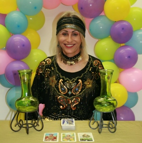 Kristal Kira is the greatest psychic in Los Angeles.