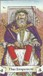 Robin Wood Tarot <br> Major Arcana <br>04 The Emperor