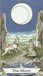 Robin Wood Tarot <br> Major Arcana <br>18 The Moon