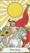 Robin Wood Tarot <br> Major Arcana <br>19 The Sun