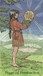 Robin Wood Tarot <br> Minor Arcana <br>Page of Pentacles