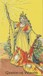 Robin Wood Tarot <br> Minor Arcana <br>Queen of Wands
